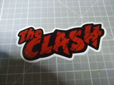 THE *CL* BAND ROCK Sticker/ Decal Bumper Stickers Actual Pattern NEW