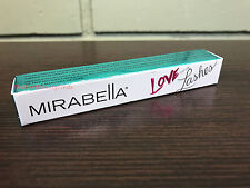 Mirabella Love Your Lashes Lash Extend Fibers 5.5g - Full Size - NEW IN BOX!