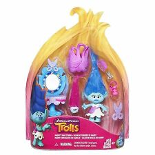Trolls Story Pack Maddy's Hair Studio with Accessories DreamWorks