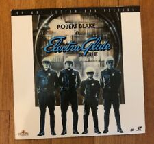 ELECTRA GLIDE IN BLUE 1973 LASERDISC ROBERT BLAKE CULT COP HIPPIES LD WIDESCREEN