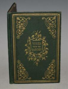 Samuel William Partridge Voices from Garden Christian Language of Flowers 1864