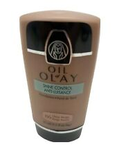 Oil of Olay Shine Control & All Day Moisture Foundation Deep Beige 86