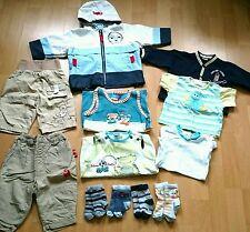 Baby Bekleidungspaket Jacke Hose Schlafanzug Body 62 68 Frühjahr Herbst Winter