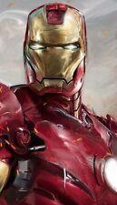 Iron Man # 12 - 8 x 10 Tee Shirt Iron On Transfer