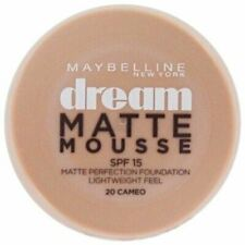 Maybelline Dream Matte 18ml Foundation Women