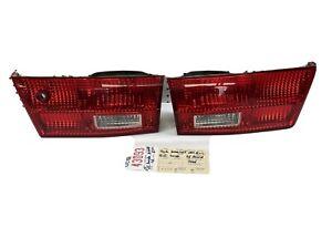 2003 04 2005 Honda Accord Sedan Left & Right Side Trunk Inner Light Pair OEM