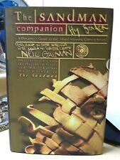 Neil Gaiman The Sandman Companion HC 1999 First Edition Vertigo DC Comics Death