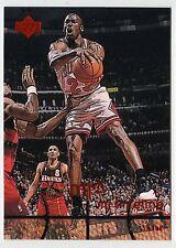 Michael Jordan UD 1998 MJx Timeline Eliminated Atlanta Official Basketball Card