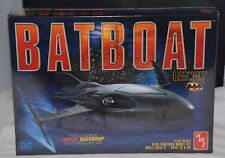 Amt Batman Batboat 1/25 Model Kit Factory Sealed