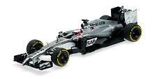 MINICHAMPS 530144522 McLaren Mercedes mp4-29 J. BUTTON GP Chine 2014 1:43 Nouveau neuf dans sa boîte