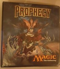 2000 MTG Magic The Gathering Prophecy Collectors Binder Album by Ultra Pro