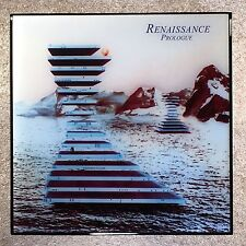 RENAISSANCE Prologue Coaster Record Cover Ceramic Tile