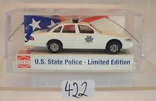 Busch 1/87 Nr. 49074 Ford Crown U.S. State Police Arizona OVP #422