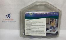 (FJ) PetSafe Universal Pet Door Installation Weather Proofing Kit PAC11-10863