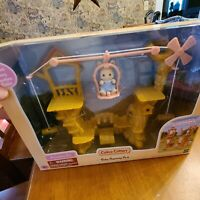 NEW Calico Critters Baby Ropeway Park Playset