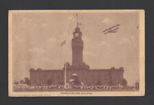 C-615  US Postcard 6-16-1918 ( Us Naval Station Great Lakes ILL