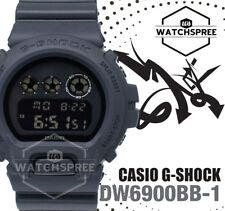 Casio G-Shock Special Color Model Basic Black Watch DW6900BB-1D AU FAST & FREE*