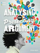 Analysing and Presenting Argument by Ryan Johnstone (2019)