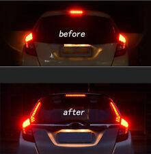 For 2014-2017 Honda Fit Jazz Rear Window decoration lamp Led brake light 1 Set