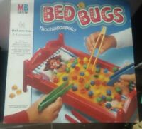Bed Bugs L'acchiappapulci  Gioco In Scatola vintage toys