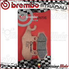 PLAQUETTES FREIN ARRIERE BREMBO FRITTE 07071XS KYMCO YAGER 200 2010 2011
