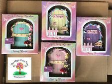 11cm magic fairy garden door - tooth fairies craft decor - boxed gift