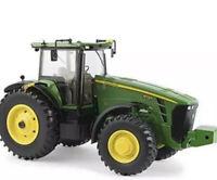 John Deere 8130 Model Tractor. 1/16 Scale Die Cast Prestige Ertl