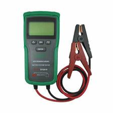 12V 24V Automotive Car Battery Tester Analyzer SOH mΩ Cranking Alternator test