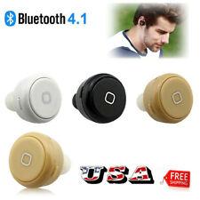 Wireless Mini Earphone Bluetooth Headset In-Ear for Samsung Motorola E G Nokia 9