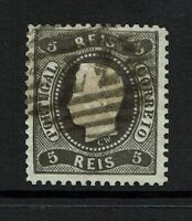 Portugal SC# 25, Used, Perf 12.5, Possible Reprint - Lot 072317