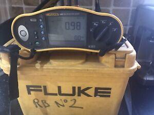 Fluke 1651 Multifunction Electrical Tester