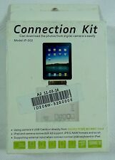 5 in 1 Connection Kit Camera Card Reader For iPad 1 2 3 iPhone, New in Box