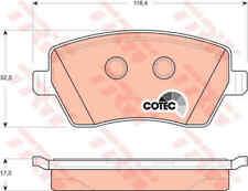 TRW Front Brake Pads Set GDB3332 - BRAND NEW - GENUINE - 5 YEAR WARRANTY