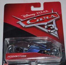 DISNEY PIXAR CARS 3 JACKSON STORM #20