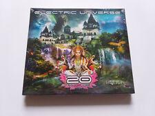 Electric Universe ?- 20 - 2CD Dacru Records Psytrance Goa Psychedelic Trance