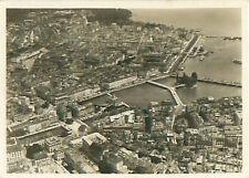 Genève Geneva Schweiz Switzerland Suisse Zeppelin Airship Dirigible CARD 30s