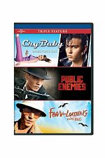 Cry-Baby / Public Enemies / Fear and Loathing in Las Vegas Trip... Free Shipping