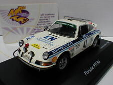 Topp riso # Schuco 03615 # PORSCHE 911 RS Safari Rally 1974 no. 41 Herrmann 1:43