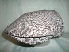Accessoires gris gavroches en laine mélangée pour homme
