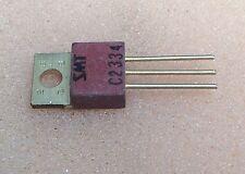 1 PC. 2sc2334 SMT transistor to220 NOS