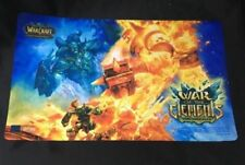 WOW World Of Warcraft War of the Elements Worldbreaker 2011 Playmat - (6237)
