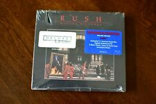 RUSH Moving Pictures (CD + Blu-Ray 5.1) Deluxe Edition 30th Ann Ed SEALED cut