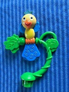 Baby Einstein Around the World Exersaucer Spinning Bird Toy  Replacement Part