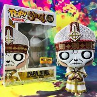 Papa Nihil Hot Topic Exclusive Ghost Funko POP! Rocks #169