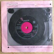 "Tracie - The House That Jack Built (7"" Vinyl Single, 1983) Excellent condition."