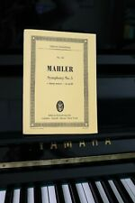 Mahler, Symphony No.5, Cis Moll,  Taschenpartitur