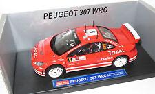 1/18 Peugeot 307 WRC  Total  Rallye Monte Carlo 2004  M.Gronholm
