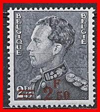 BELGIUM 1938 KING LEOPOLD III  SC#317 MNH CV$25.00 MILITARY D1