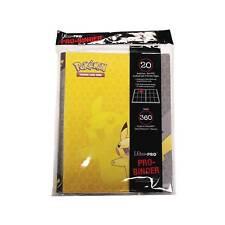 Ultra pro 84372 - Pokemon 9-pocket Pro-binder Pikachu