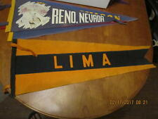 Lima 1930's pennant